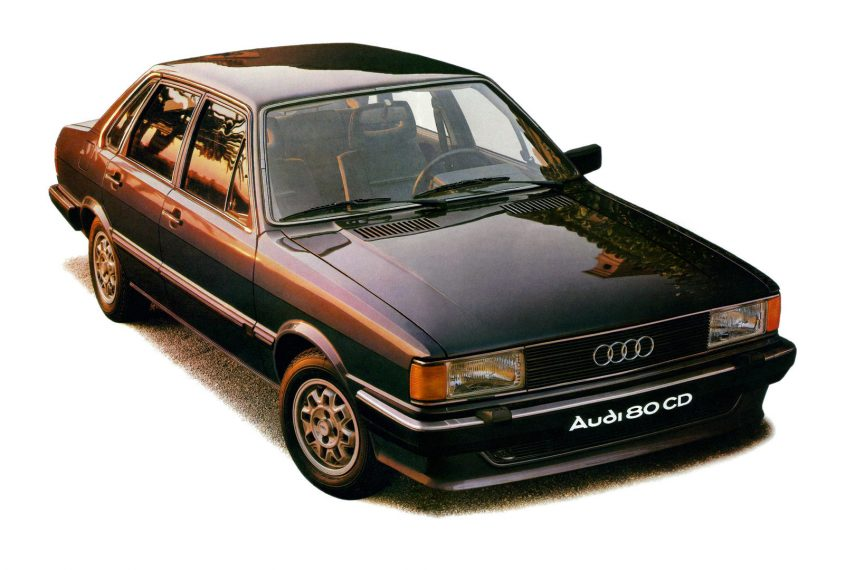 Audi 80 CD B2 2