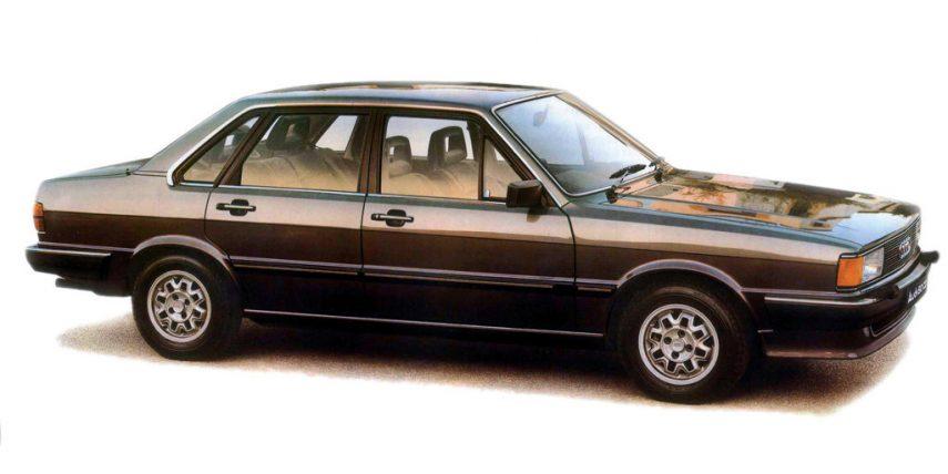 Audi 80 CD B2 3