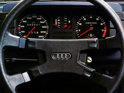 Audi 80 CD B2 5
