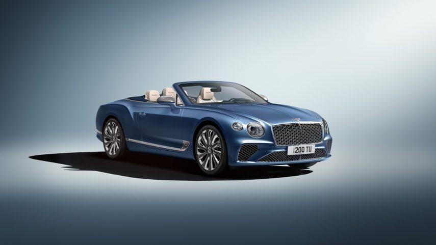 Bentley Continental GT Mulliner Convertible: la verdadera expresión del lujo