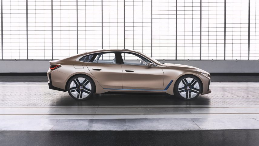 BMW Concept i4 12