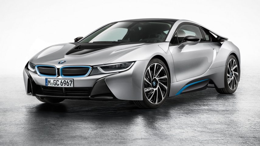 El BMW i8 encara su recta final