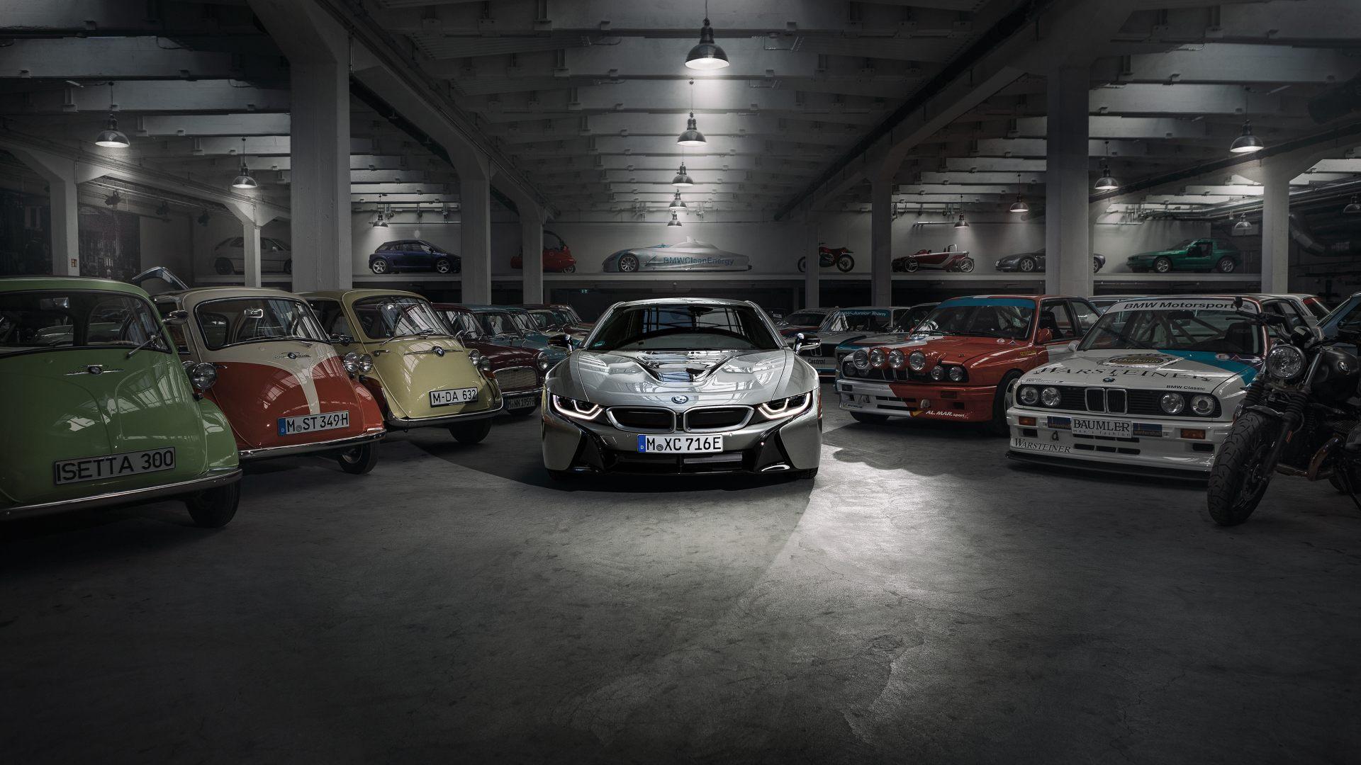 Coche del día: BMW i8