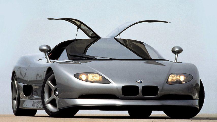 Coche del día: BMW Nazca M12 by Italdesign Giugiaro