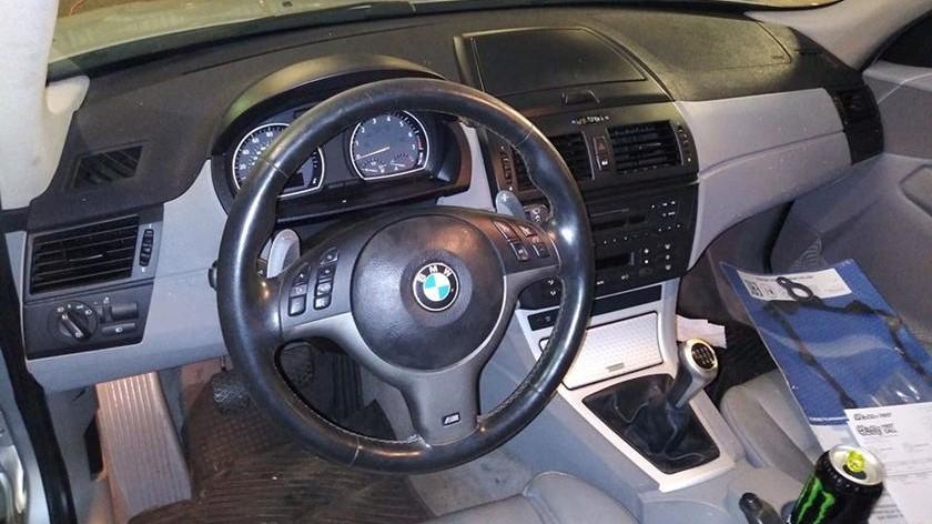 BMW X3 M3 E46 Motor (10)