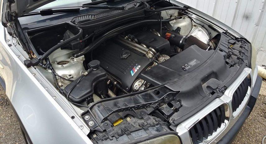 BMW X3 M3 E46 Motor (6)