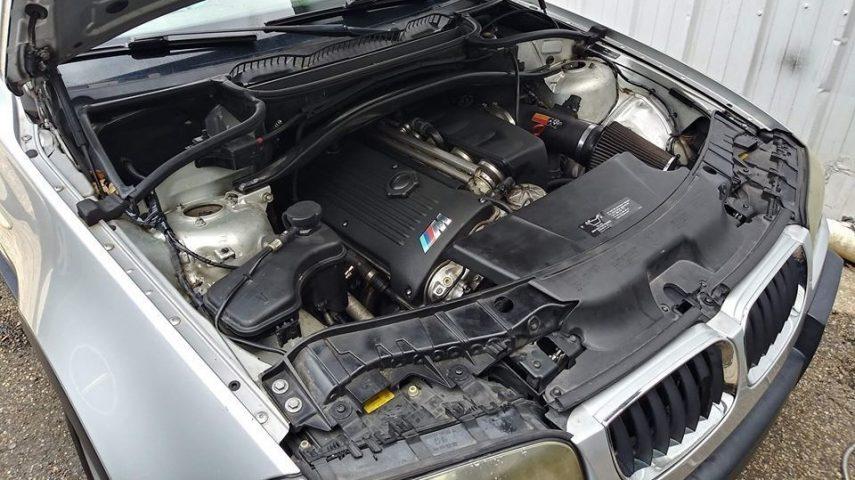 """""""Sleeper"""" a la vista: este BMW X3 tiene el motor S54 del M3 (E46)"""