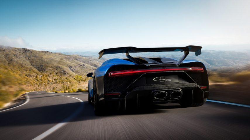 Bugatti Chiron Pur Sport 2020 (6)
