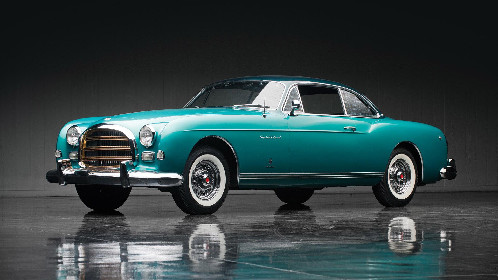 Coche del día: Chrysler GS-1 Special by Ghia
