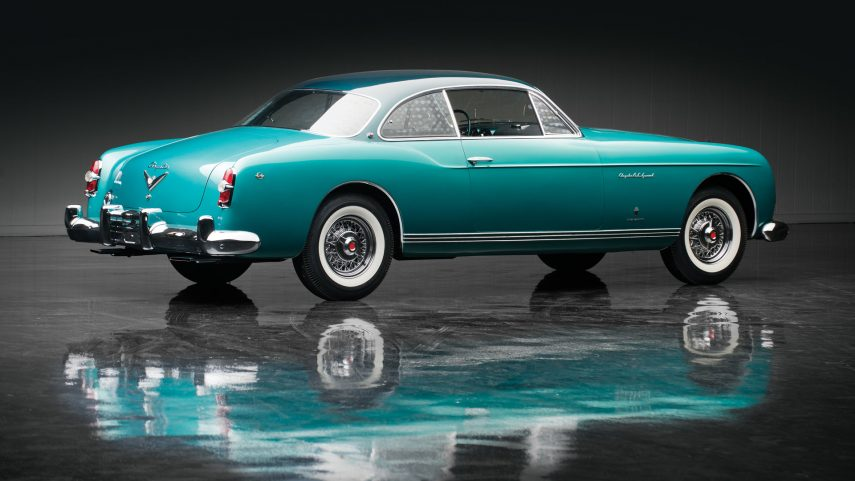 Chrysler GS 1 Special by Ghia 2