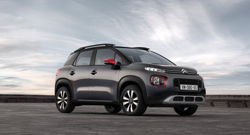Citroen C3 Aircross C Series 2020 (2)
