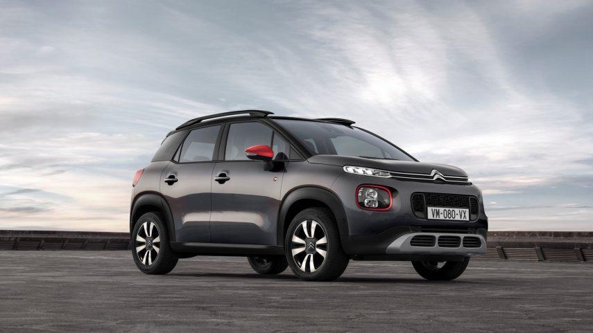 Citroën C3 Aircross C-Series: más refinado en todos los aspectos