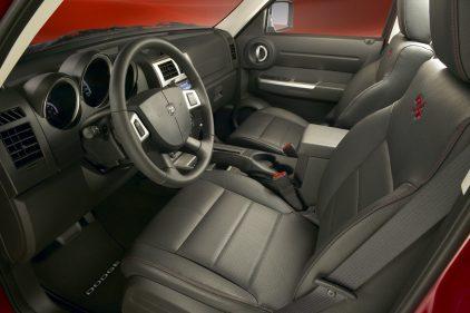 Dodge Nitro 4x4 RT 4