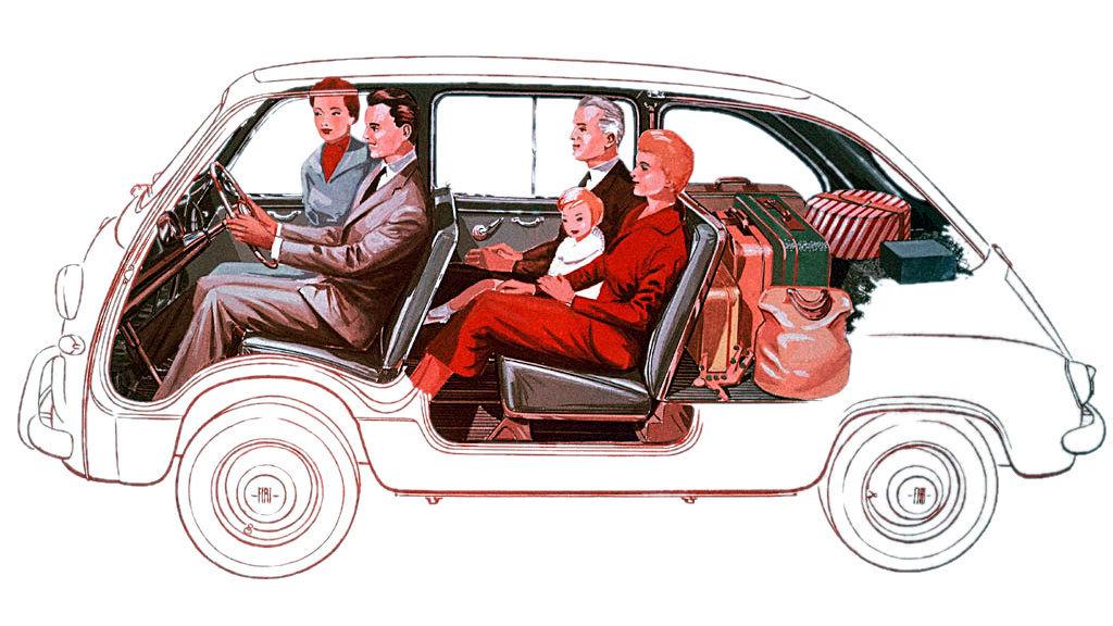 Fiat 600 Multipla 2