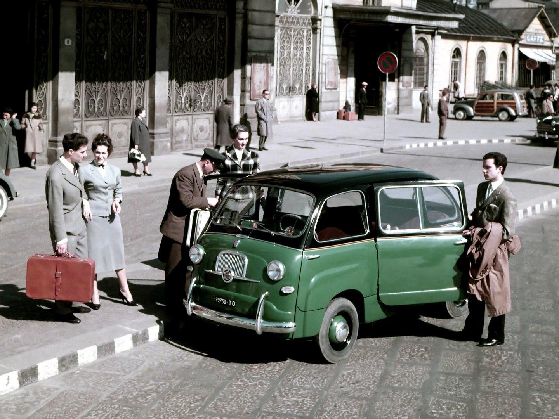 Fiat 600 Multipla 9