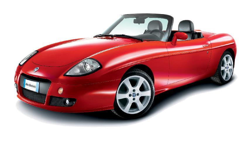 Coche del día: Fiat Barchetta 1.8 16v (2003)