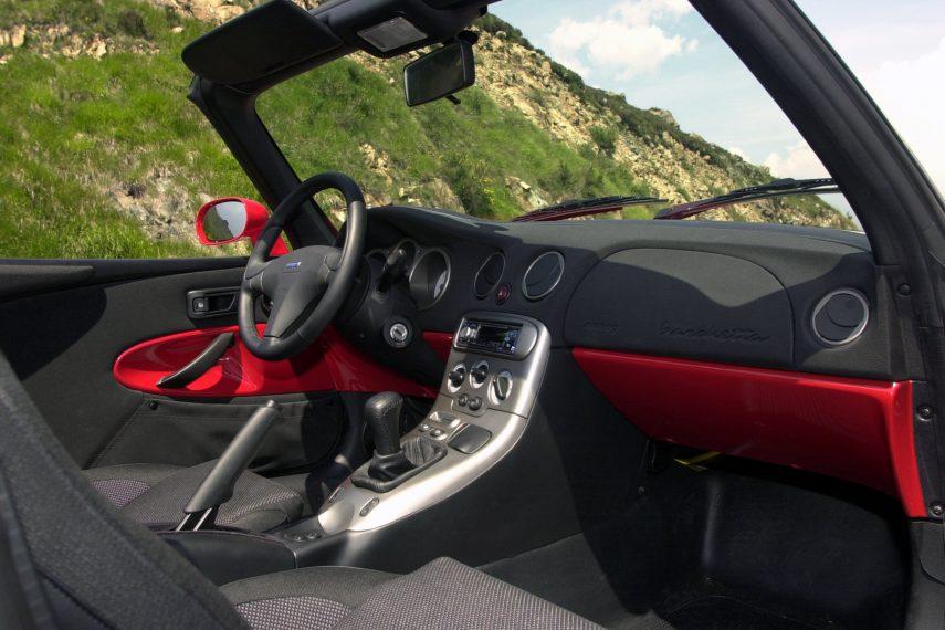 Fiat Barchetta 2003 2