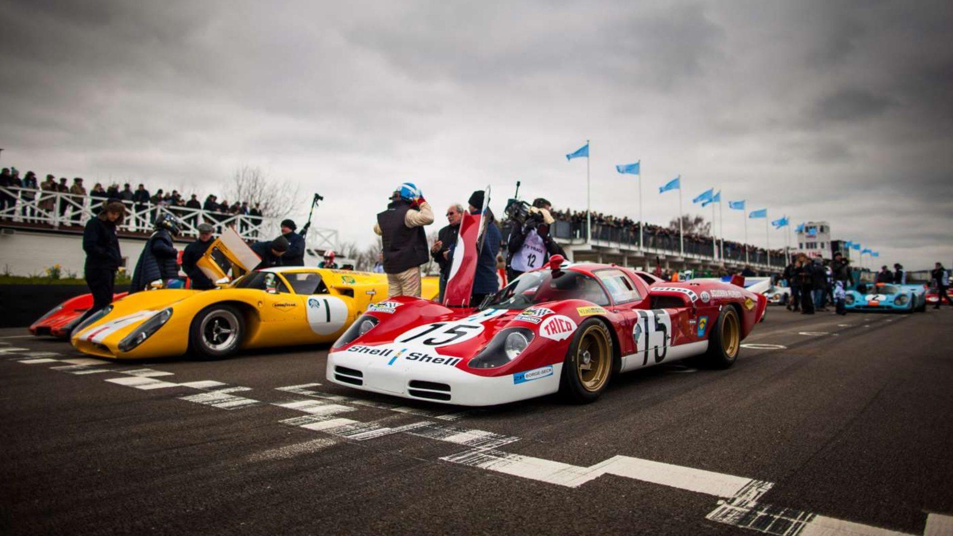 El Festival of Speed de Goodwood 2020 se pospone