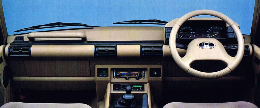 Honda Crossroad LJ 5