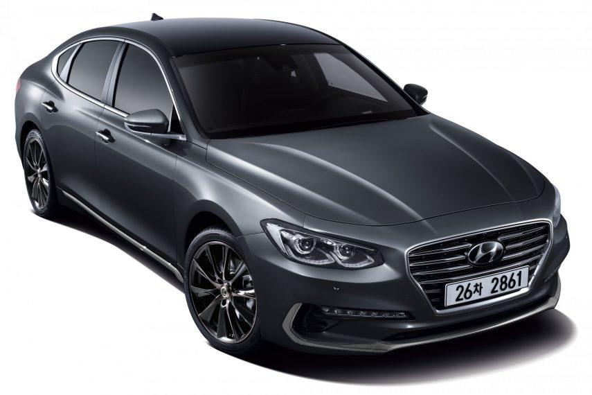 Coche del día: Hyundai Azera 3.0 GDi (IG)