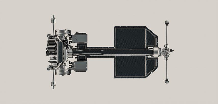 Koenigsegg Gemera propulsor