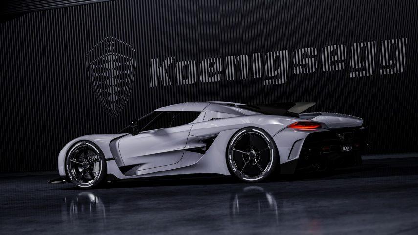 Koenigsegg Jesko Absolut 2020 (2)
