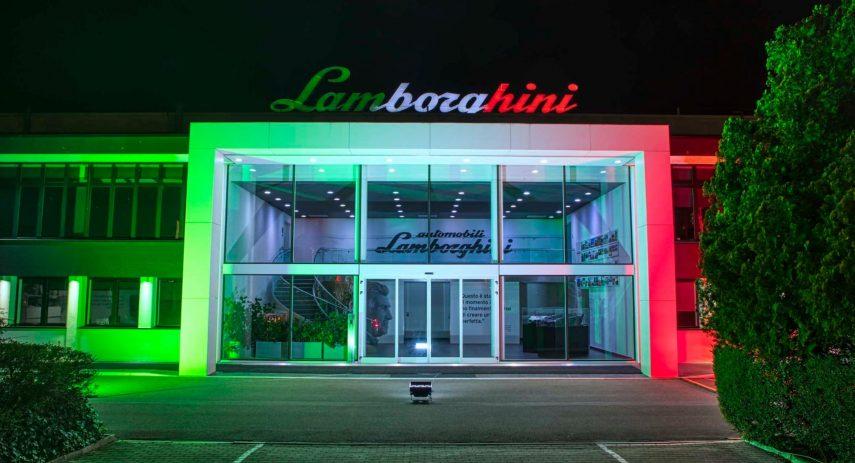 lamborghini ventas 2019