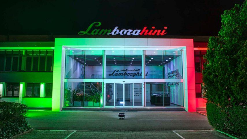 Lamborghini logró un récord de ventas en 2019 gracias al Urus
