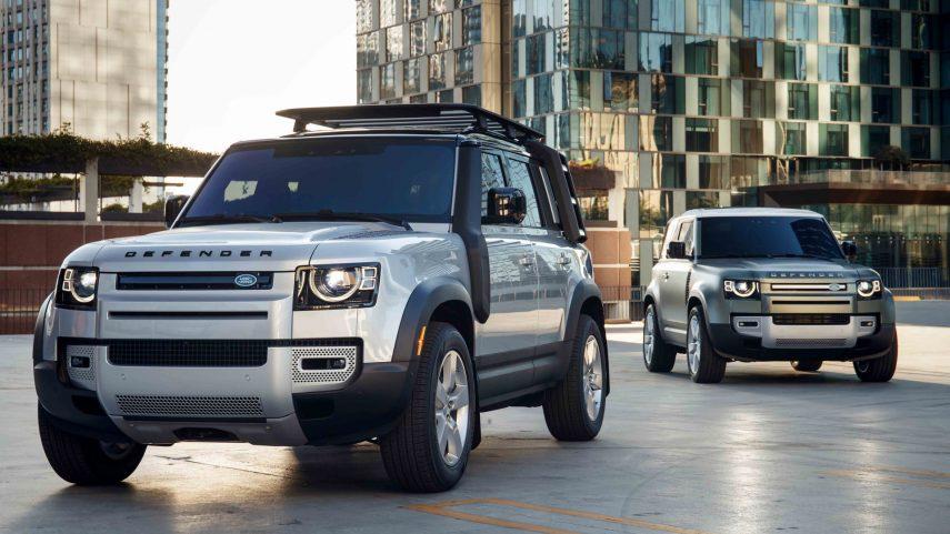 Land Rover Defender 90 2020 1