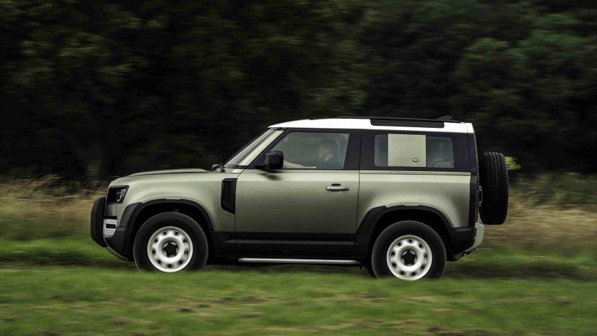Land Rover Defender 90 2020 2