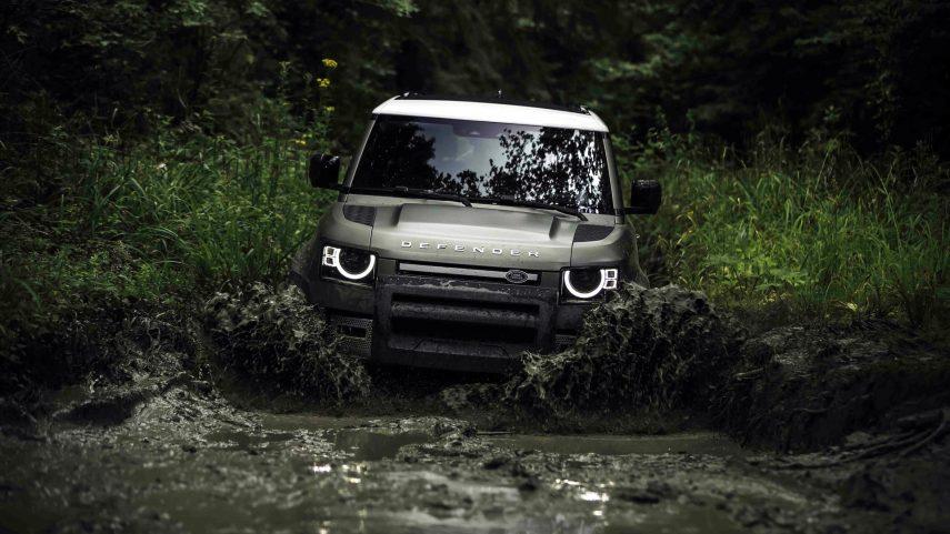 Ya se puede pedir el nuevo Land Rover Defender 90
