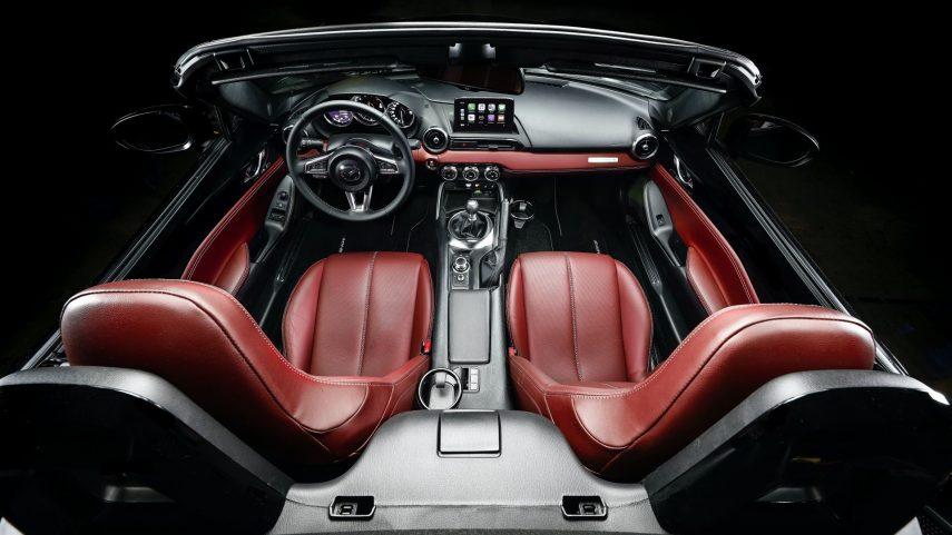 Mazda MX 5 Eunos Edition 2020 Francia (10)