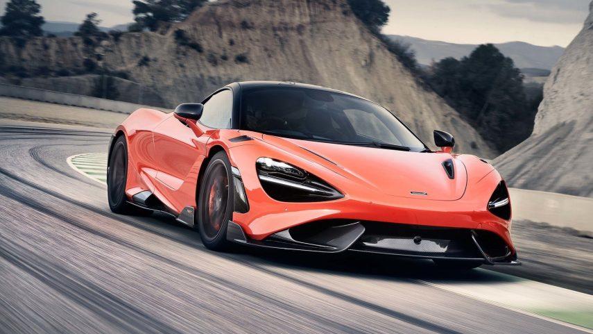 McLaren 765LT, una vuelta de tuerca al 720S