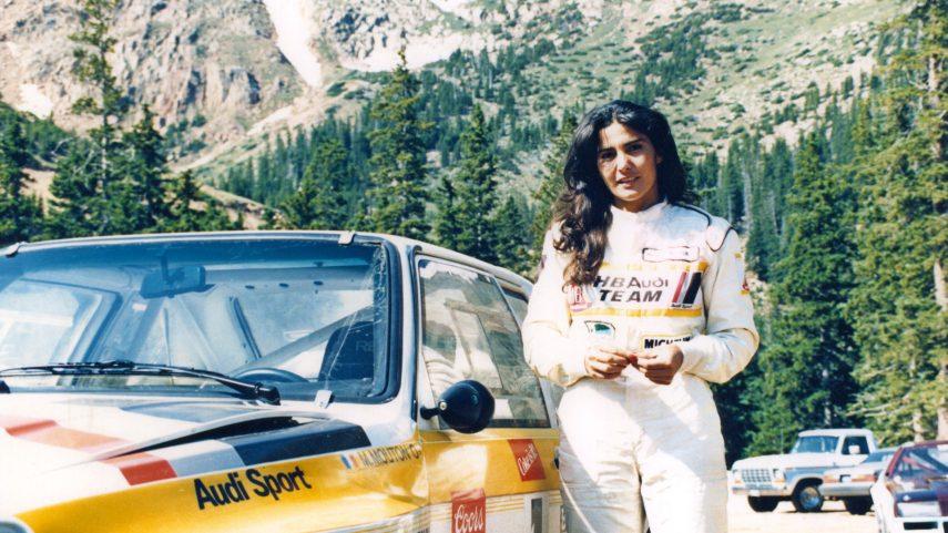 Michèle Mouton, la única mujer que ha ganado una prueba del Mundial de Rallies