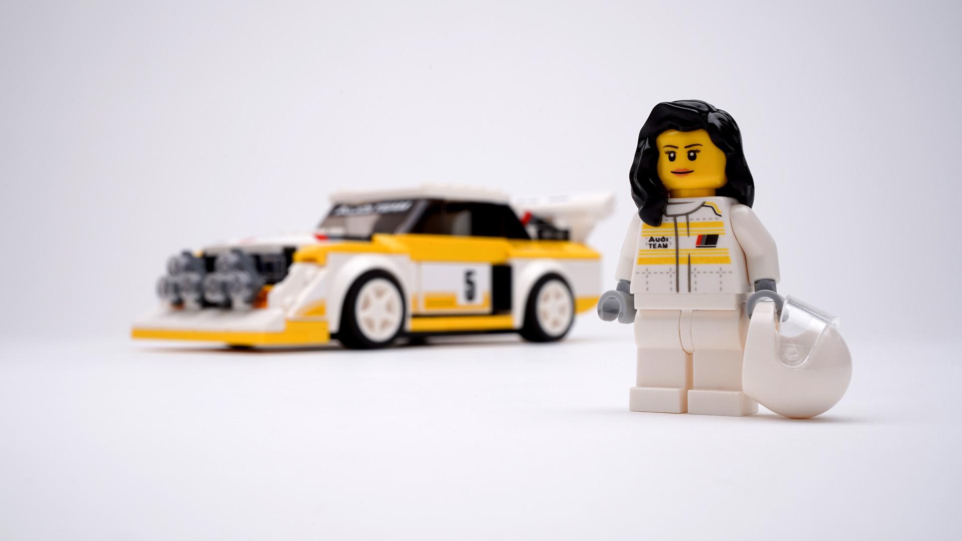Michele Mouton LEGO 2
