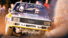 Michele Mouton Rally
