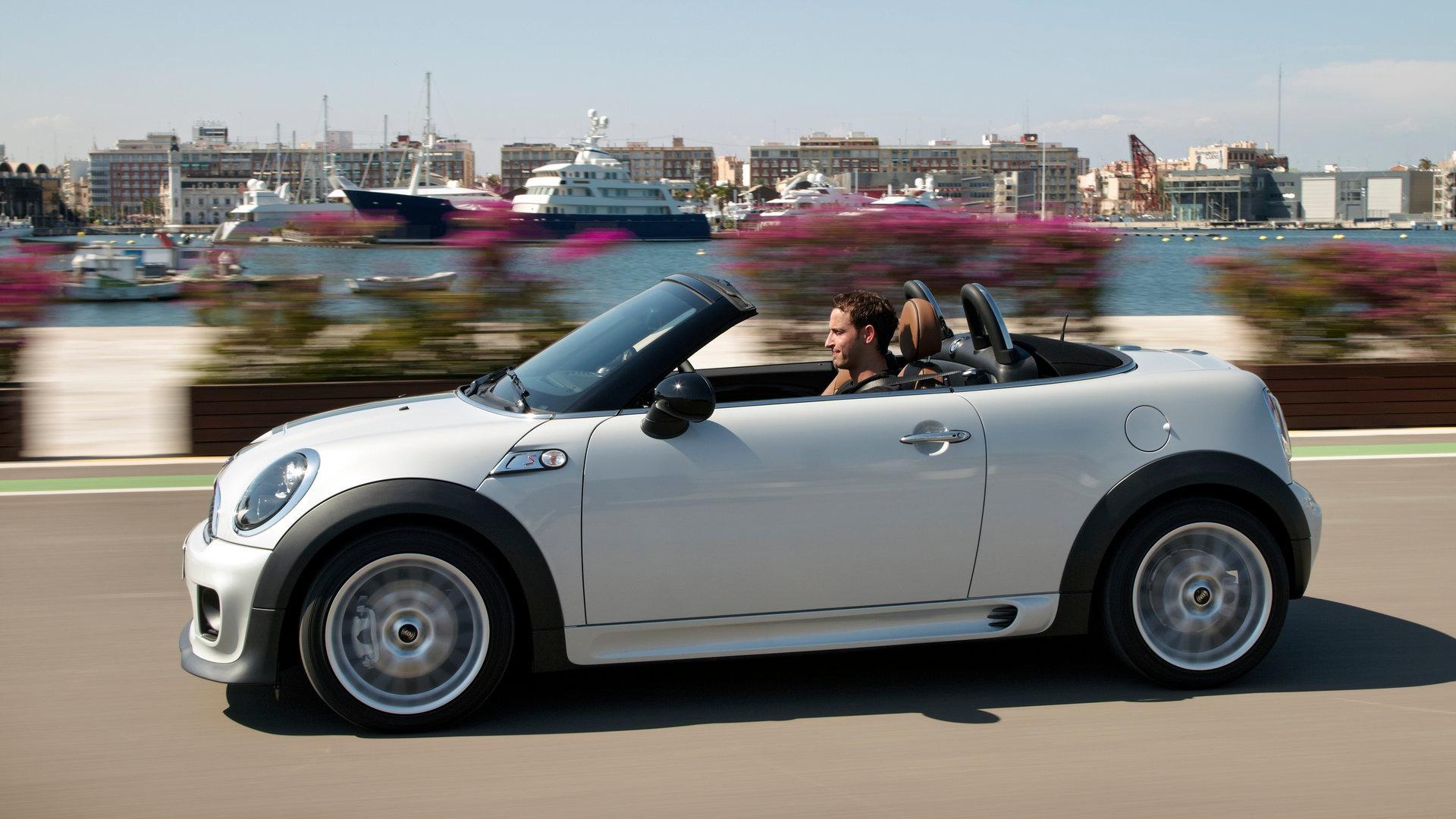 Coche del día: Mini Cooper Roadster (R59)