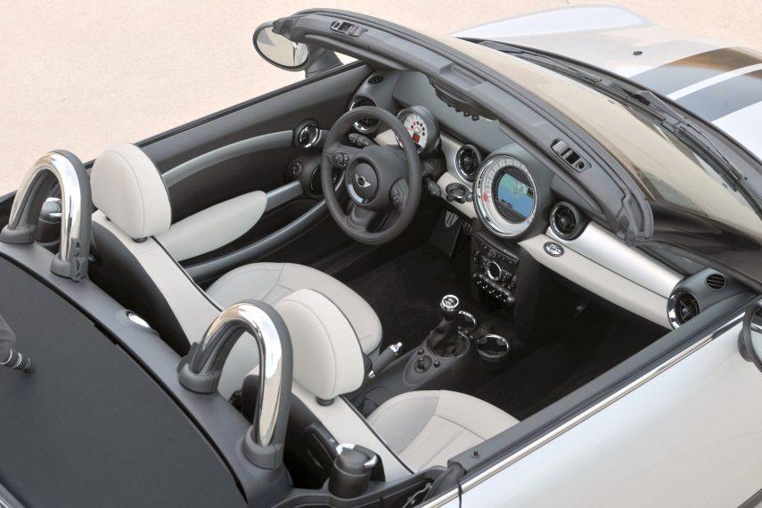 MINI Cooper S Roadster R59 5