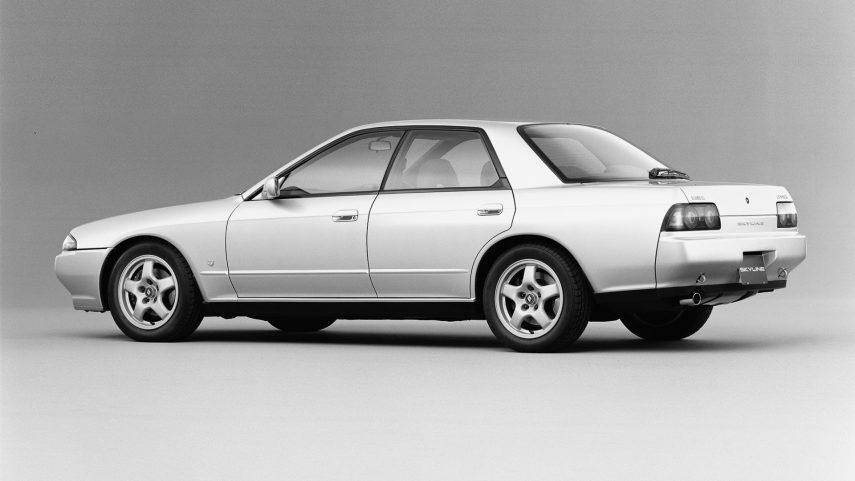 Nissan Skyline GTS T Sedan (HCR32)