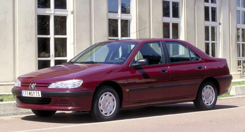 Peugeot 406 SRSD