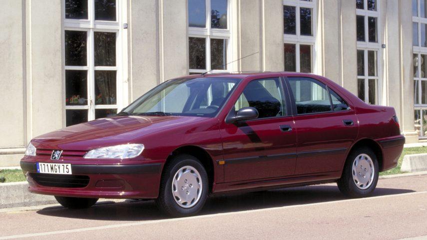 Coche del día: Peugeot 406 SRSD