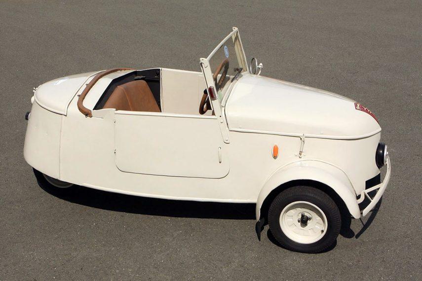 Coche del día: Peugeot VLV