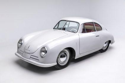 Porsche 356 2 Gmund Coupe 1
