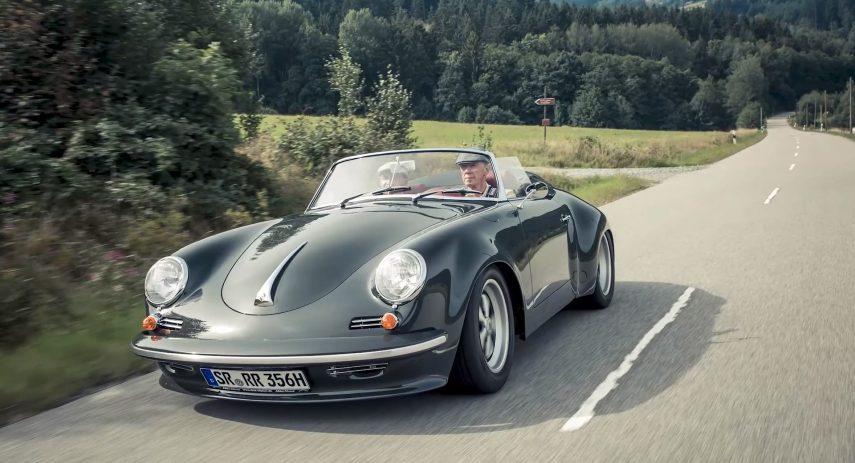 Porsche 356 Walter Rohrl (1)