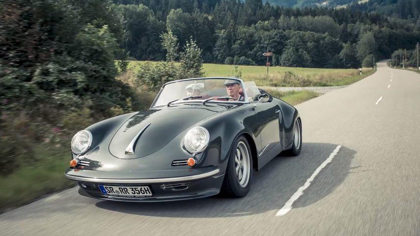"""Porsche 356 """"3000 RR"""": una historia de pasión y un sueño (casi) cumplido"""