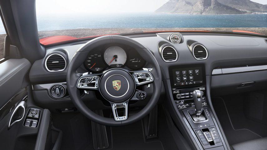 Porsche 718 Boxster 982 4
