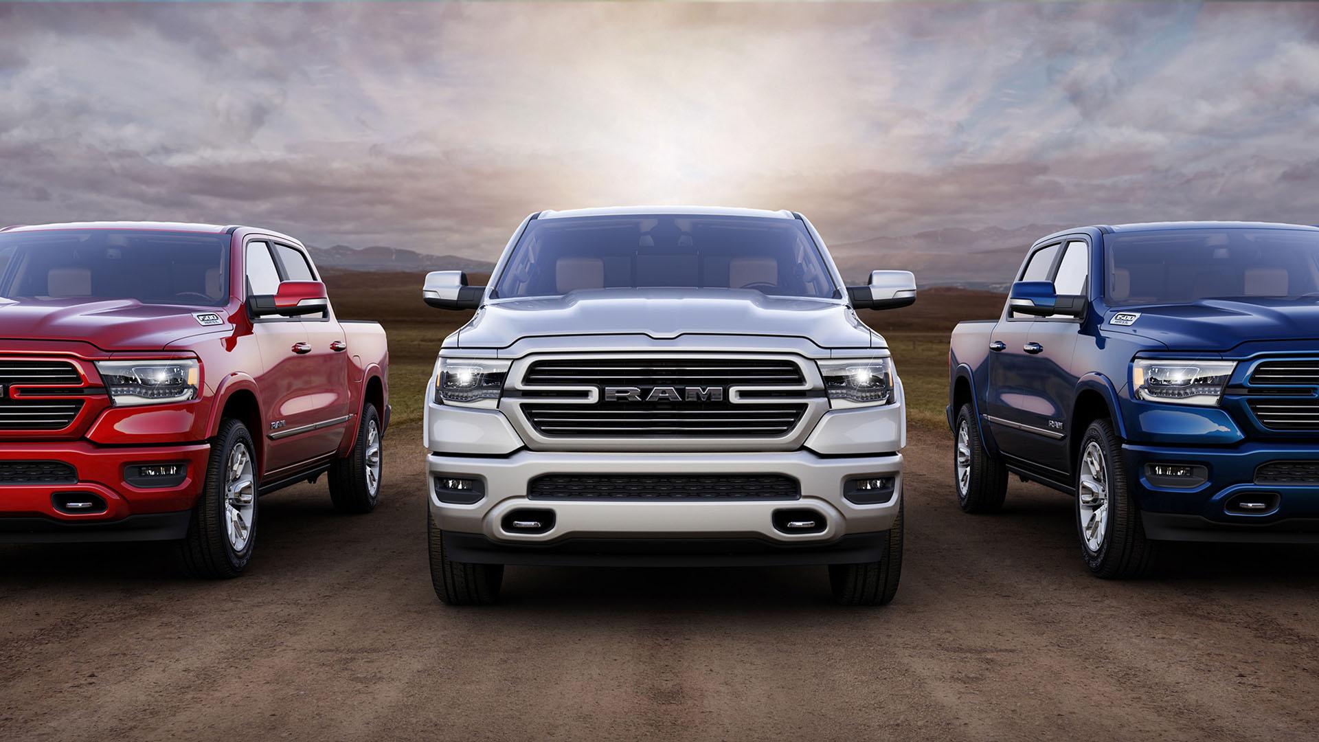 2020 Ram 1500 Laramie Southwest Edition, solo para Texas