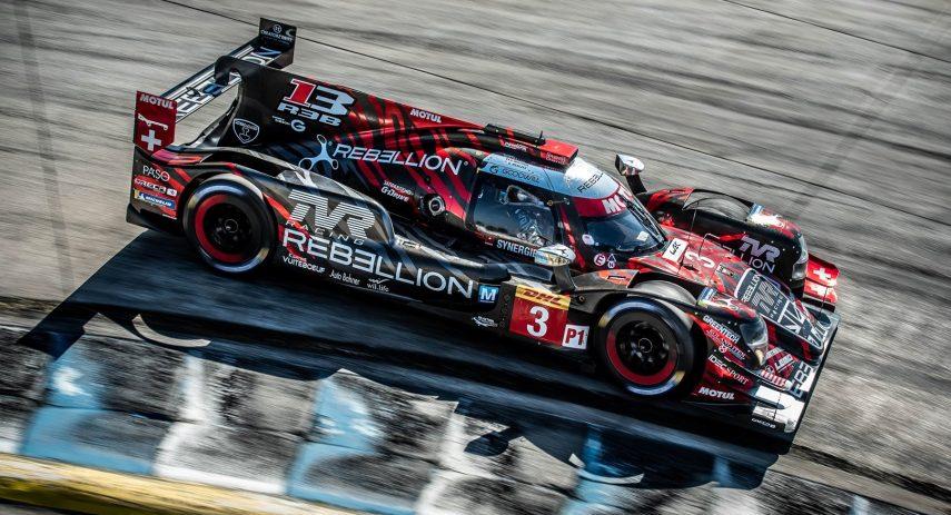 Rebellion Racing Sebring 2020 LMP1