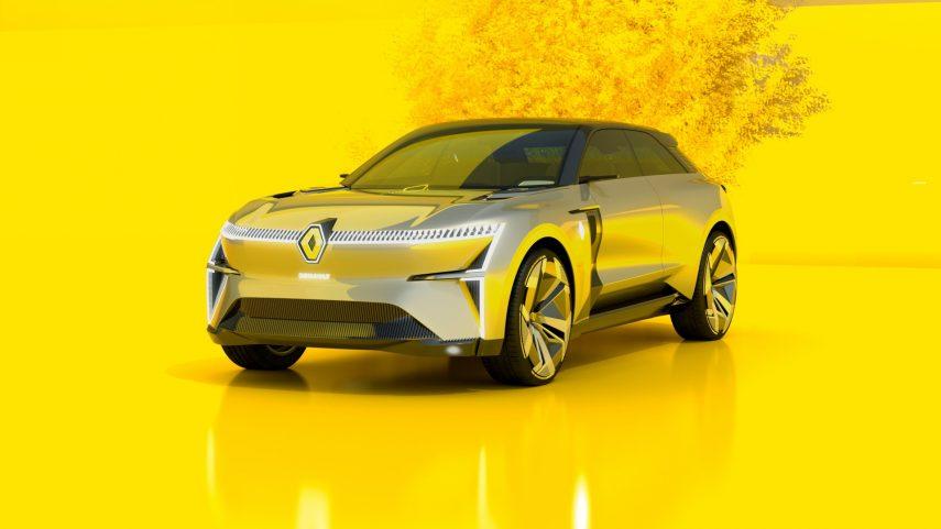 Renault Morphoz, o cómo adaptar varios coches en uno