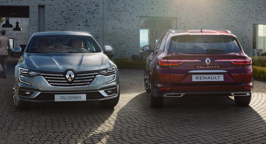Renault Talisman 2020 (3)